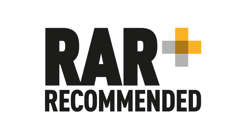 RAR - Recommended Agency Register logo